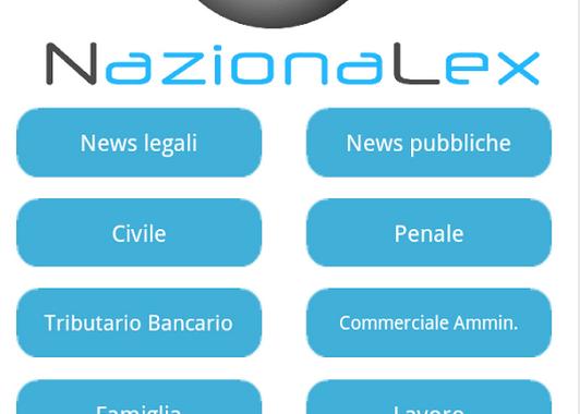 Nazionalex App