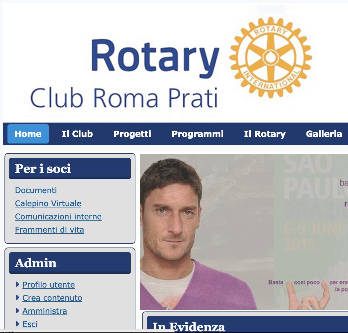 Rotary Club Roma Prati
