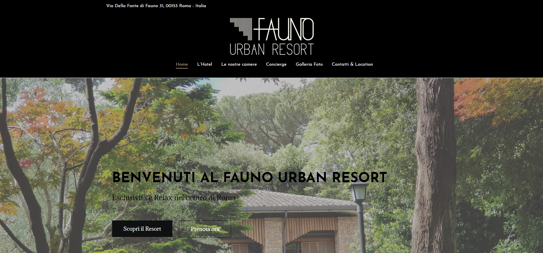 Fauno Urban Resort