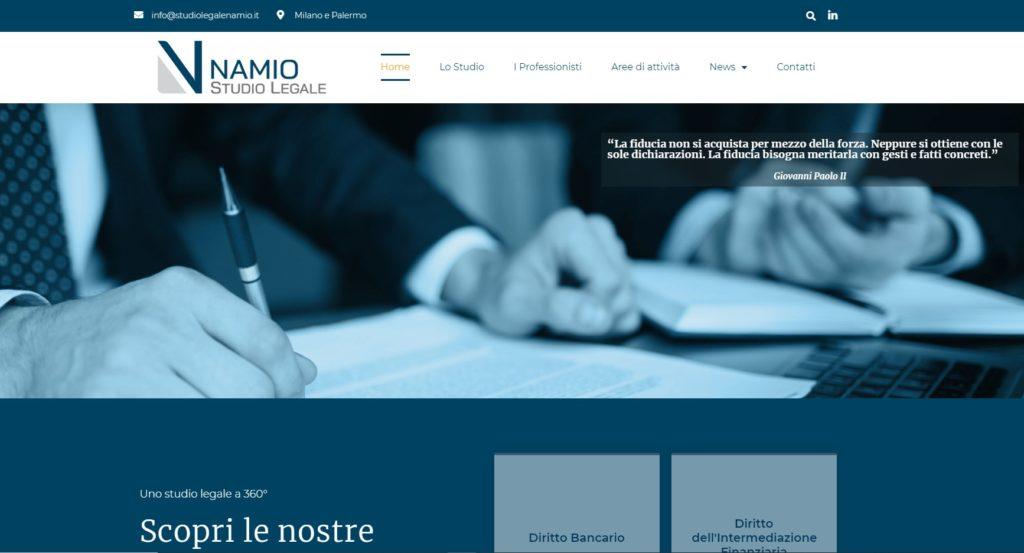 Studio Legale Namio