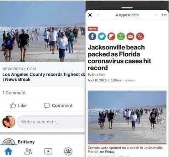 Bufale e fake news - La ricerca immagini
